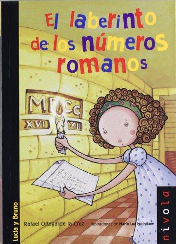 9788492493913: El laberinto de los números romanos