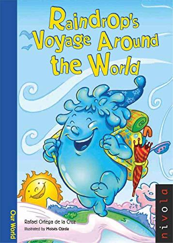 9788492493975: Raindrop's Voyage around the world