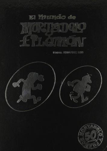9788492506293: El mundo de mortadelo y filemon (+2 dvd's)