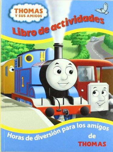 9788492506743: Thomas Y Sus Amigos - Libro De Actividades