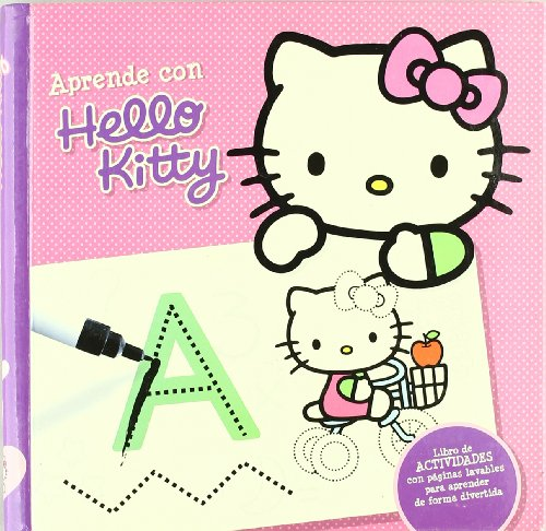 9788492506767: Aprende con Hello Kitty