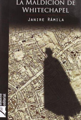 9788492510177: La maldición de Whitechapel