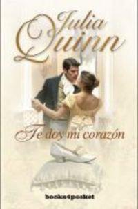 9788492516957: Te doy mi corazon (Books4pocket Romantica) (Spanish Edition)