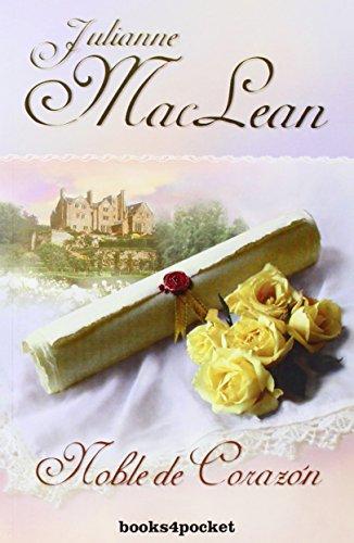 9788492516971: Noble de corazón (Books4pocket romántica)