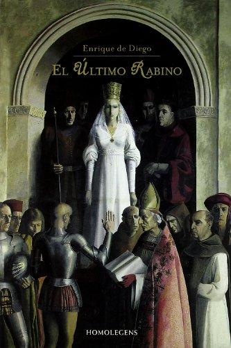 El último rabino: Enrique de Diego