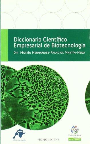9788492518449: Dicc. Cientifico Empresarial De Biotecnologia