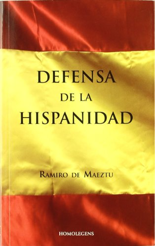 9788492518814: Defensa De La Hispanidad