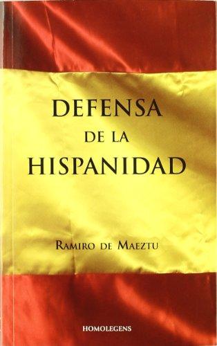 9788492518814: Defensa De La Hispanidad