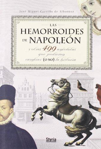 9788492520053: Hemorroides De Napoleon,Las 2ヲed