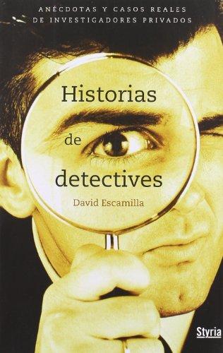 9788492520145: HISTORIAS DE DETECTIVES