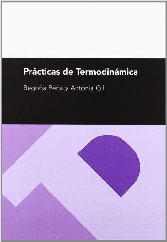 9788492521906: Prácticas de Termodinámica