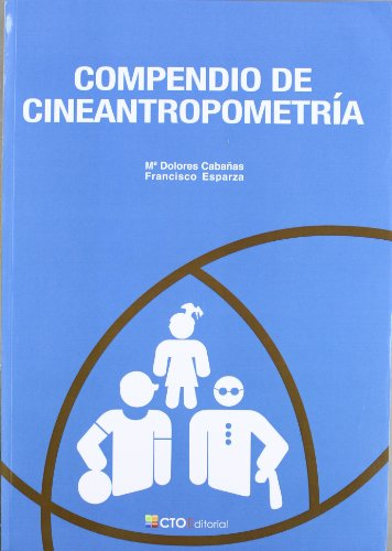 9788492523726: Compendio de cineantropometria