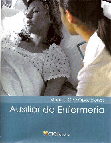 9788492523856: Manual CTO-OPE auxiliar de enfermería