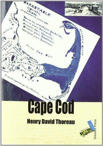 9788492528684: Cape Cod (Dando pata)