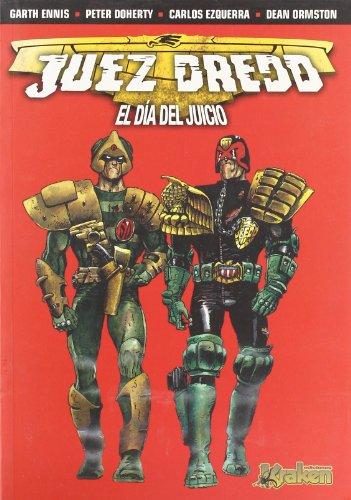 9788492534159: Juez Dredd: El dia del juicio (Juez Dredd / Judge Dredd) (Spanish Edition)