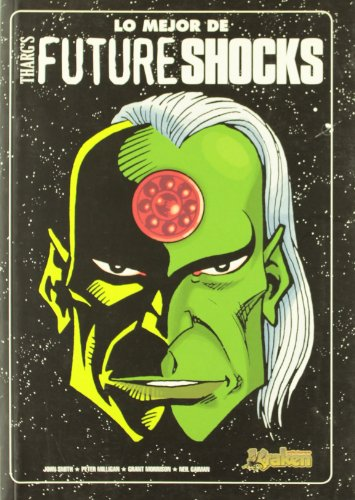 9788492534173: Lo mejor de Tharg's Future Shocks / The Best of Tharg's Future Shocks (Spanish Edition)