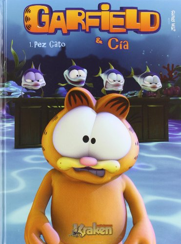 Garfield y Cia. 1. Pez gato (Garfield & Cia) (Spanish Edition) (8492534249) by Jim Davis