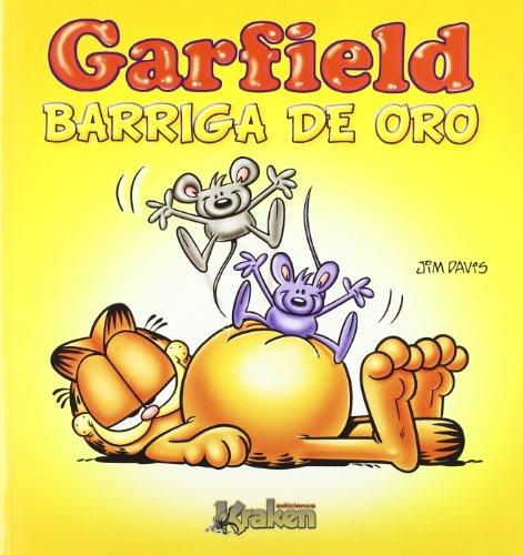9788492534470: Garfield barriga de oro / Garfield Potbelly of Gold (Spanish Edition)