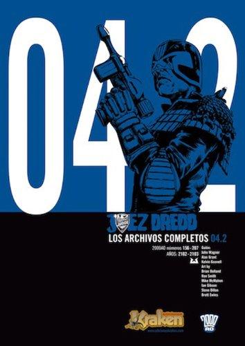 9788492534517: Juez Dredd 4.2 Los archivos completos / The Complete Files (Spanish Edition)