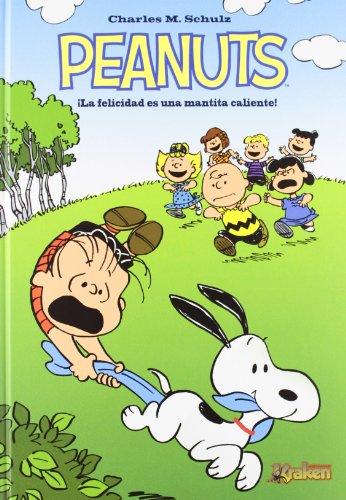 Peanuts: La felicidad es una mantita caliente! / Happiness Is a Warm Blanket: Charles M. ...
