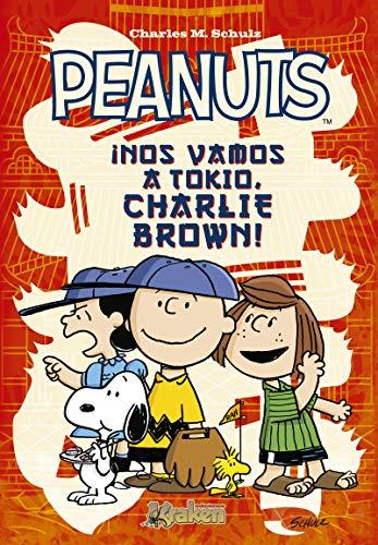9788492534647: Peanuts. ¡Nos Vamos A Tokio, Charlie Brown! (Snoopy)