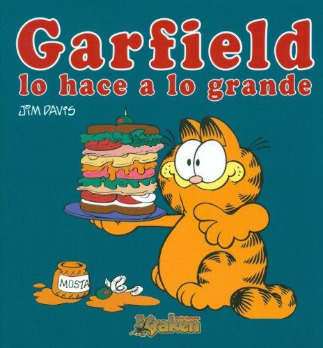9788492534654: Garfield Lo Hace A Lo Grande