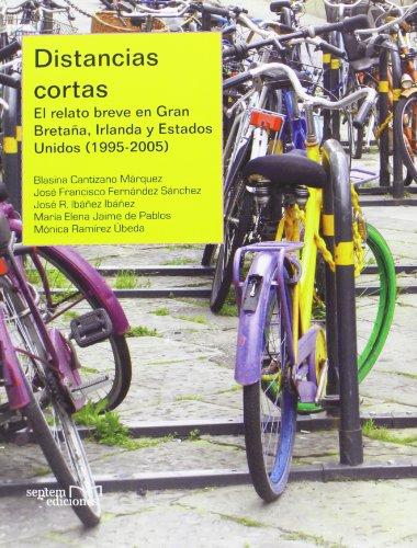 9788492536474: DISTANCIAS CORTAS