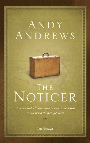 9788492545216: The Noticer