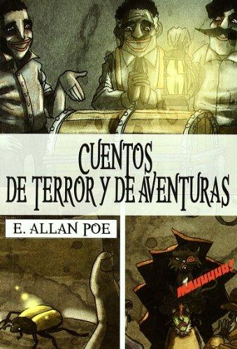 9788492548347: Cuentos de terror y aventuras