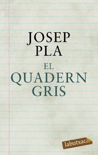 9788492549580: El quadern gris