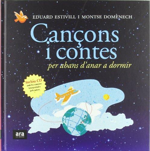 9788492552757: Can�ons i contes per abans d'anar a dormir