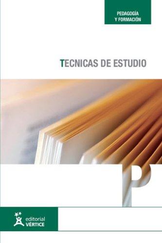9788492556663: Técnicas de estudio (Pedagogía y formación)