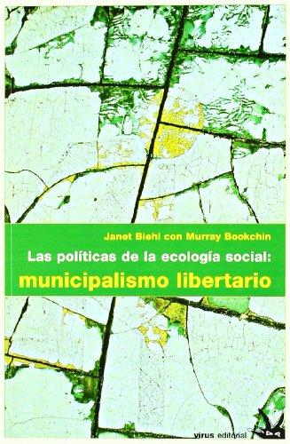 9788492559114: POLITICAS DE LA ECOLOGIA SOCIAL