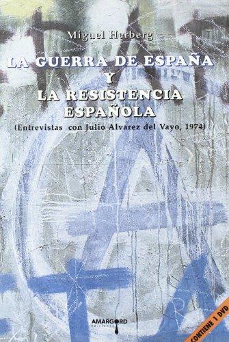 9788492560295: La guerra de españa (Ensayo)