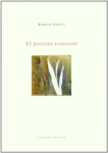 9788492562145: El present constant