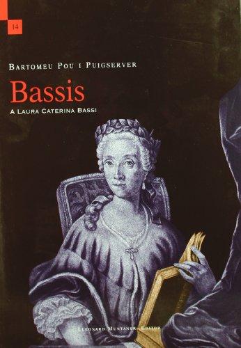 Bassis : a Laura Caterina Bassi (Paperback) - Bartomeu Pou I Puigserver
