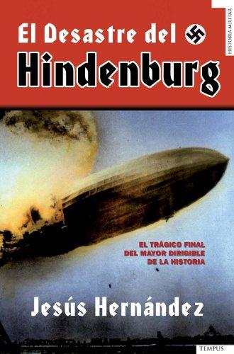 9788492567348: El desastre de Hinderburg