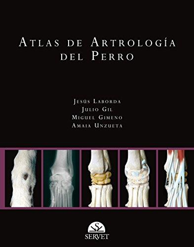 Atlas de artrología del perro (Paperback): Julio Constancio Gil