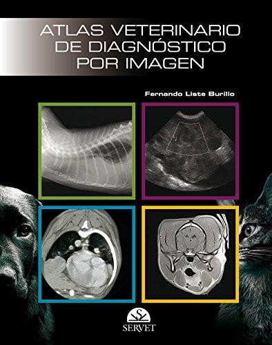 9788492569342: Atlas veterinario de diagnóstico por imagen