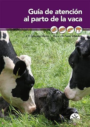 9788492569557: Guía de atención al parto de la vaca