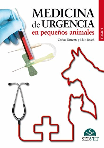 9788492569717: Medicina de urgencia en pequeños animales. Tomo I