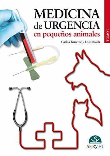 9788492569717: Medicina de urgencia en pequeños animales (Tomo I): 2