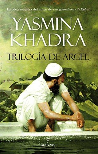 9788492573462: Trilogía de Argel (Tapa Negra)