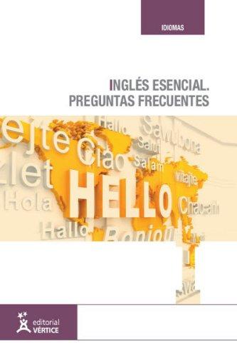 9788492578443: Inglés esencial. Preguntas frecuentes (Idiomas)