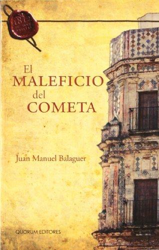 9788492581214: EL MALEFICIO DEL COMETA