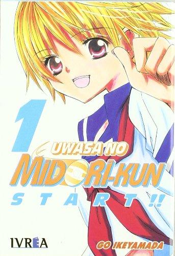 9788492592258: Uwasa no midori-kun: Start 01