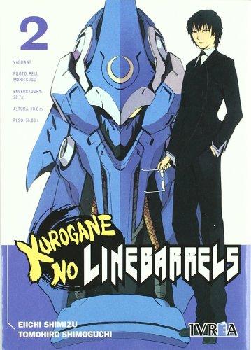 9788492592913: Kurogane No Linebarrels 2 (Spanish Edition)