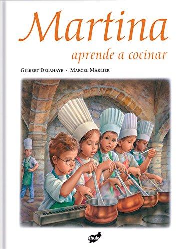 9788492595082: Martina Aprende A Cocinar