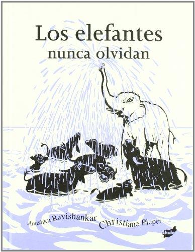 9788492595143: Elefantes nunca olvidan, los