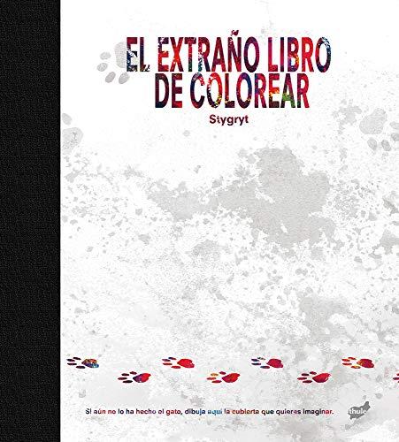 EL EXTRAÑO LIBRO DE COLOREAR: STYGRYT